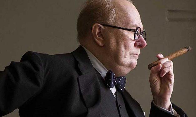 O DESTINO DE UMA NAÇÃO | Confira a transformação de Gary Oldman em Churchill!