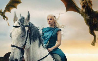 GAME OF THRONES | Os dragões de Daenerys Targaryen!