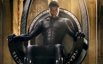 PANTERA NEGRA | Filme será um dos mais longos da Marvel com mais de duas horas de duração!