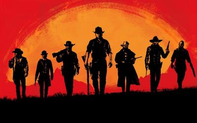 RED DEAD REDEMPTION 2   Rockstar confirma lançamento da sequência para outubro!