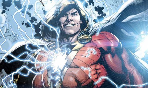 SHAZAM! | Possível imagem dos sets de filmagens revela o traje do herói!
