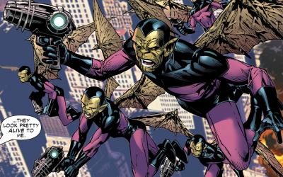 X-MEN: FÊNIX NEGRA | Segundo rumor, filme contará com a presença dos Skrulls!
