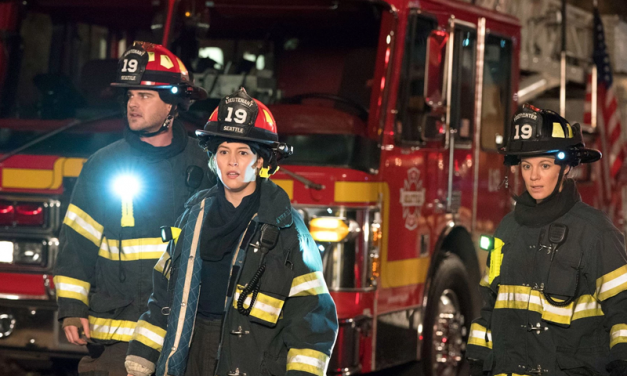 STATION 19 | Finalmente o trailer do derivado de Grey's Anatomy está entre nós!
