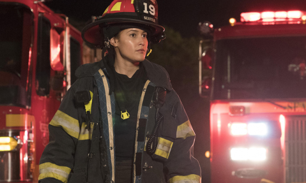 STATION 19 | Assista ao primeiro teaser do derivado de Grey's Anatomy!