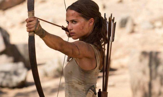 TOMB RAIDER | Alicia Vikander já está querendo continuação!