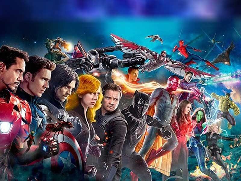 VINGADORES GUERRA INFINITA | Vídeo faz homenagem aos 10 anos da Marvel!