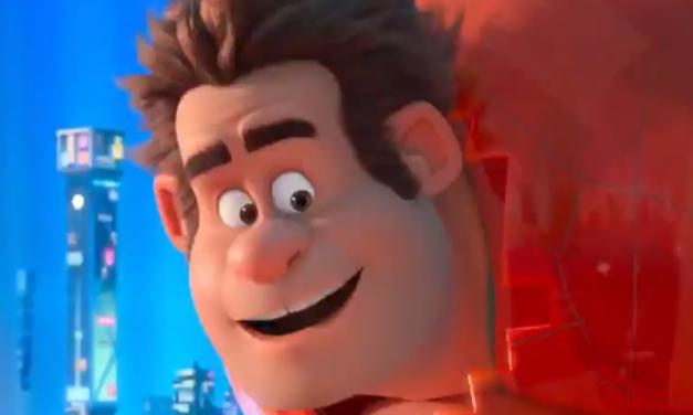 WIFI RALPH | Personagens dos vídeo-games entram no mundo da internet no trailer oficial!