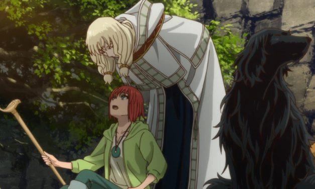 MAHO TSUKAI NO YOME | Seria esse o melhor anime do ano já?