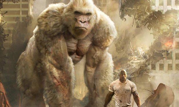 RAMPAGE | The Rock apresenta novo trailer destruidor do filme!