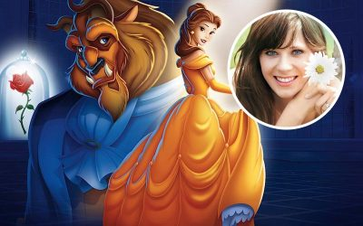 A BELA E A FERA | Disney confirma Zooey Deschanel no musical!