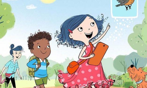 DOT   Série animada ensina sobre a relação entre crianças e tecnologia!