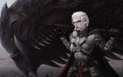 GAME OF THRONES | Perfil da personagem Visenya Targaryen!