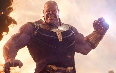 GUERRA INFINITA   Thanos e os novos vilões da Marvel Studios!