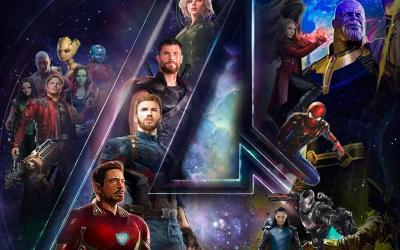 VINGADORES: GUERRA INFINITA | Colecionáveis da Hasbro revelam mais do visual dos personagens!