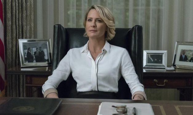 HOUSE OF CARDS | Teaser mostra Claire como protagonista da série@!