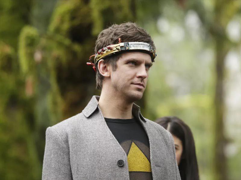 LEGION   Qual será o destino de David Haller na segunda temporada?