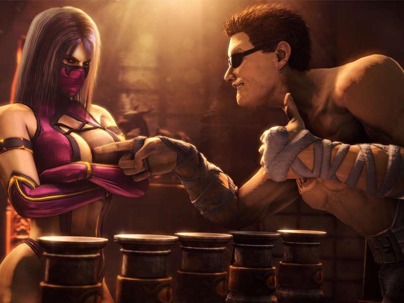 BGS 2018 | Intérprete de personagens de Mortal Kombat estará no evento!