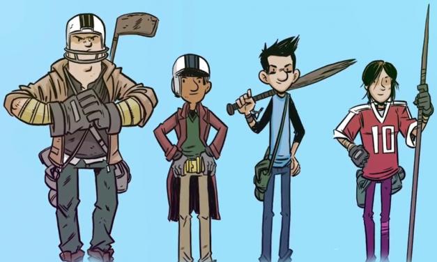 SÉRIES | Netflix encomenda série animada baseada nos best-sellers de Max Brallier!