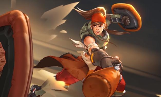 OVERWATCH | Depois de dicas, Brigitte é anunciada como nova heroína do game!