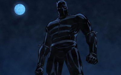 PANTERA NEGRA   Veja mais sobre a origem do herói e sobre Wakanda!