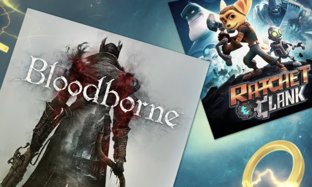 PLAYSTATION PLUS | Bloodborne e Ratchet & Clank encabeçam a lista de jogos gratuitos de março!