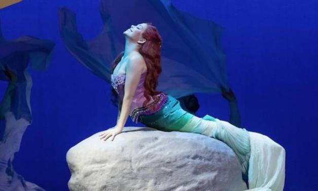 A PEQUENA SEREIA | O musical que é um encanto submarino!