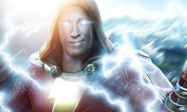 SHAZAM! | DC Comics revela a logo oficial da adaptação cinematográfica!