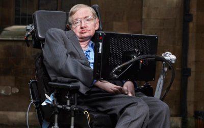 STEPHEN HAWKING | Um dos maiores gênios da humanidade morre aos 76 anos!