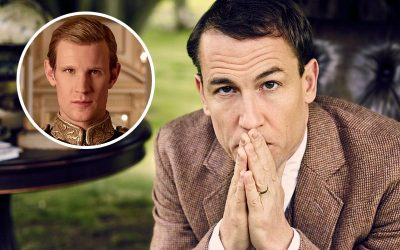 THE CROWN | Tobias Manzies de Outlander será o novo Príncipe Philip em The Crown!