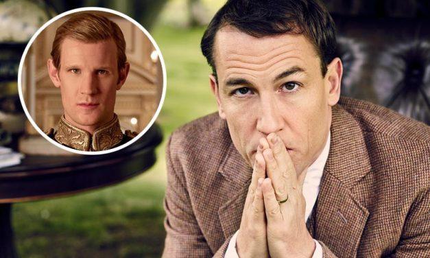 THE CROWN   Tobias Manzies de Outlander será o novo Príncipe Philip em The Crown!