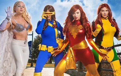 X-MEN   Os melhores cosplays mutantes que você respeita!