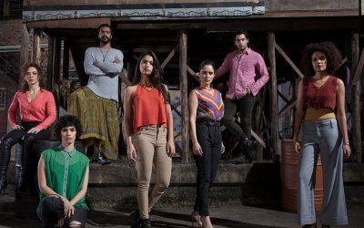 3 PORCENTO   Bate papo sincerão com o elenco da série da Netflix!