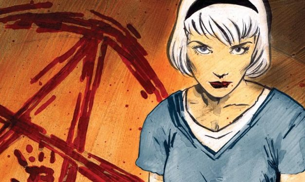 CHILLING ADVENTURES OF SABRINA | Novidades sobre a série sobre a bruxinha!