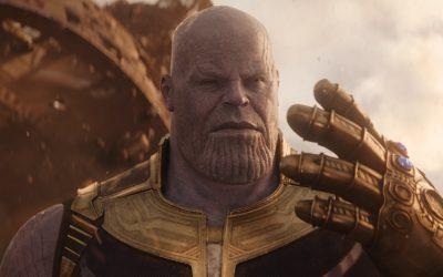 GUERRA INFINITA   Estamos falando de uma obra de arte da Marvel?