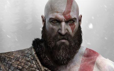 GOD OF WAR   Já imaginou quem seria o Kratos perfeito para a Netflix?