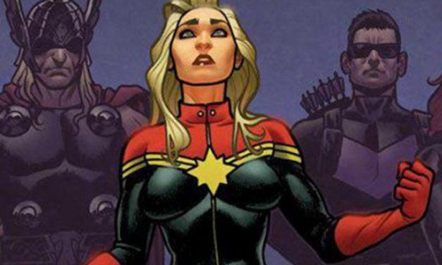 CAPITÃ MARVEL | Um raio-x completo da nova heroína da Marvel! (CDC)