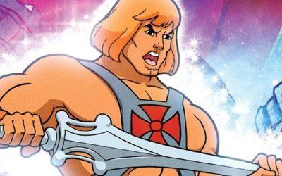 HE-MAN | Aaron e Adam Nee irão dirigir filme dos Mestres do Universo!