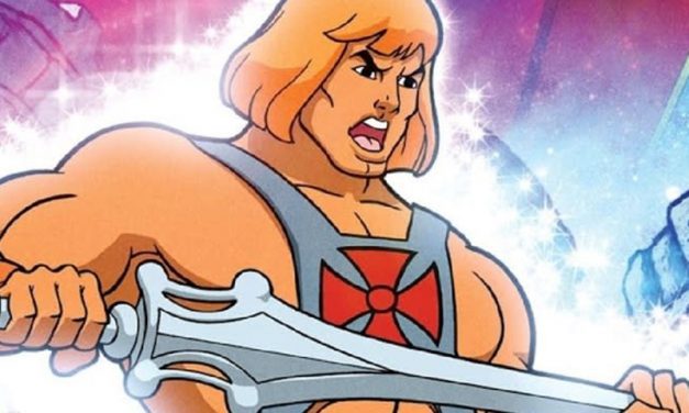 HE-MAN | Mestres do Universo está prestes a sair do papel!