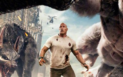 THE ROCK | Ator lutou para tirar final triste de Rampage!