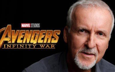 HERÓIS | James Cameron quer as pessoas enjoem de Vingadores!