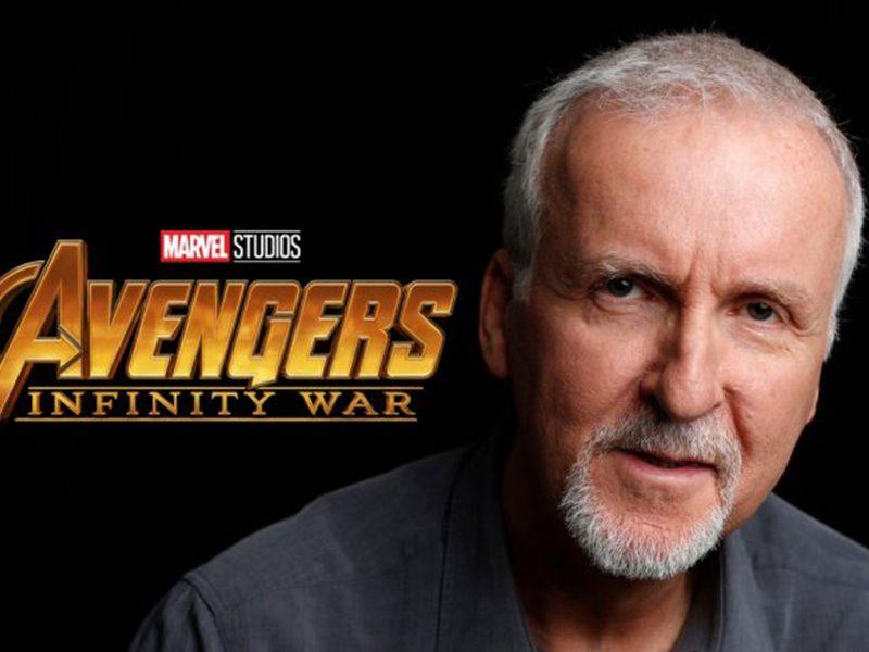 HERÓIS   James Cameron quer as pessoas enjoem de Vingadores!