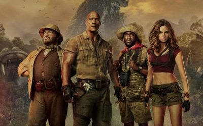 JUMANJI 2 | Confirmada a sequência do filme!