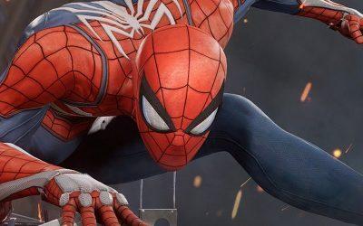 SPIDER-MAN | Jogo do aranha mostra o Aranha de Ferro!