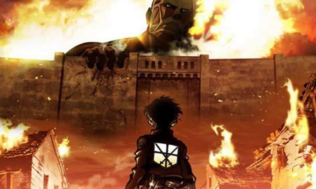 ATTACK ON TITAN | Data de estréia divulgada em trailer!