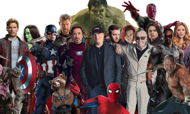 GUERRA INFINITA | 10 Anos do Universo Marvel!