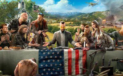 FAR CRY 5 | O jogo é o maior lançamento da série e novo líder de mercado!