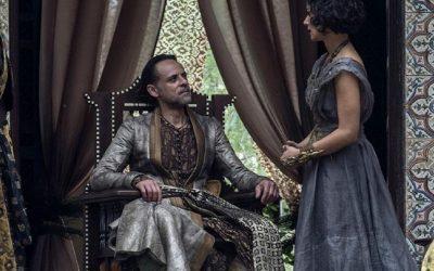 GAME OF THRONES | Surgimento da Casa Martell e a fuga Roinar para Dorne!