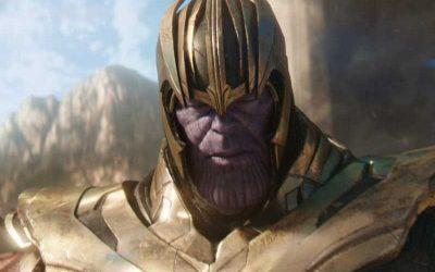 GUERRA INFINITA   Diga não ao spoiler porque #ThanosDemandsYourSilence