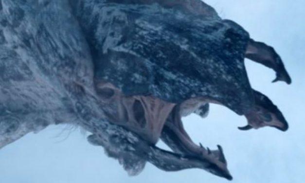 O ATAQUE DOS VERMES MALDITOS 6 | Monstro do filme é mostrado em vídeo!