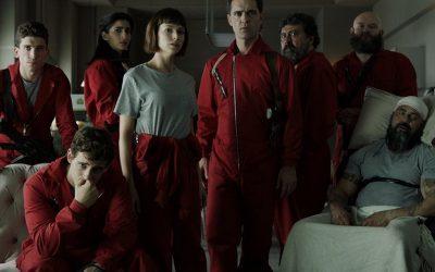 LA CASA DE PAPEL   A segunda parte chegou na Netflix e o Brasil parou!